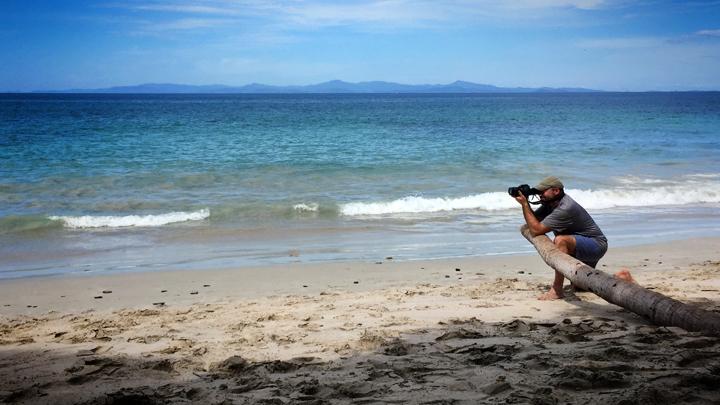 Tim Beach PicA